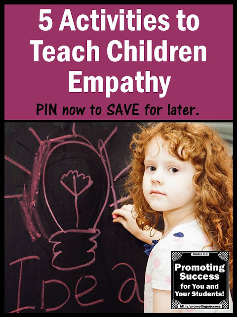 empathy games activities printables worksheets for kids teacher classroom school counseling