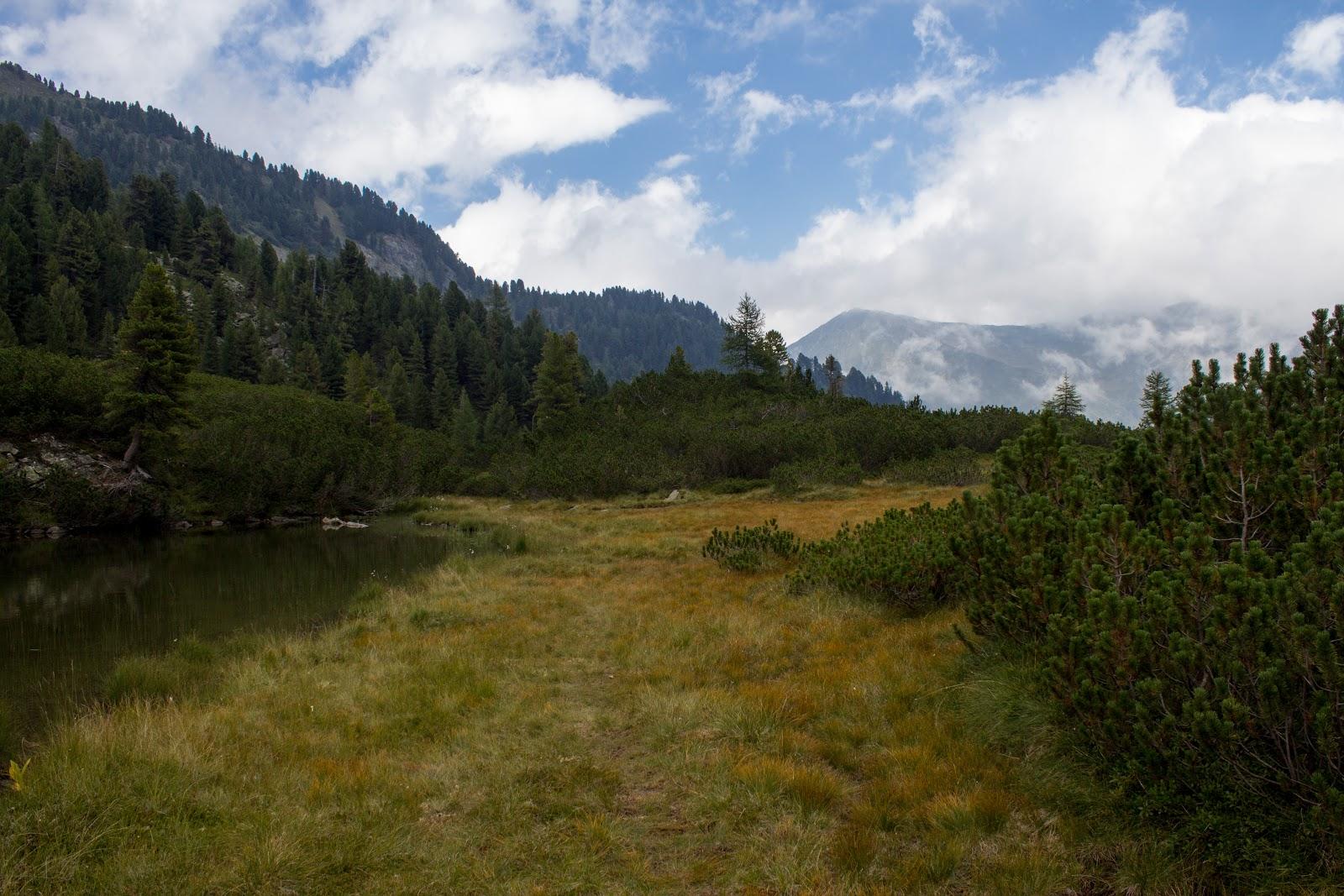 Wanderung von der Sölkpaß-Straße zum Schöderer Eisenhut über die Zwieflerseen