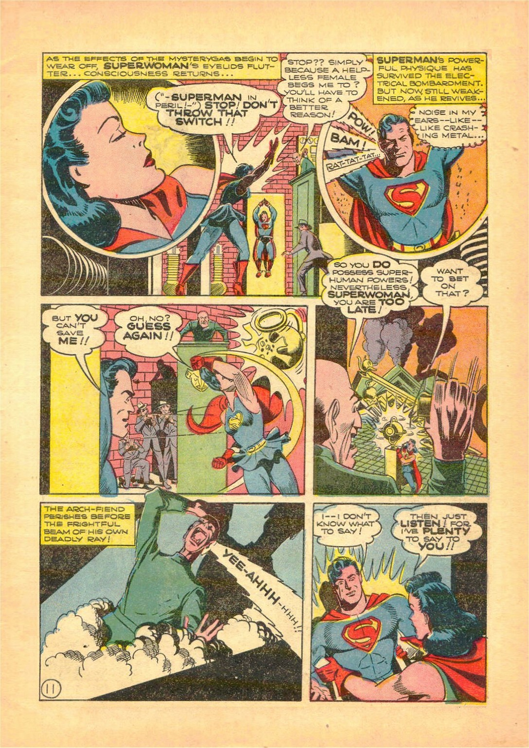 Action Comics (1938) 60 Page 11