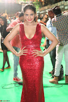 Parul Yadav in Sleeveless Deep Neck Red Gown at IIFA Utsavam Awards March 2017 051.JPG