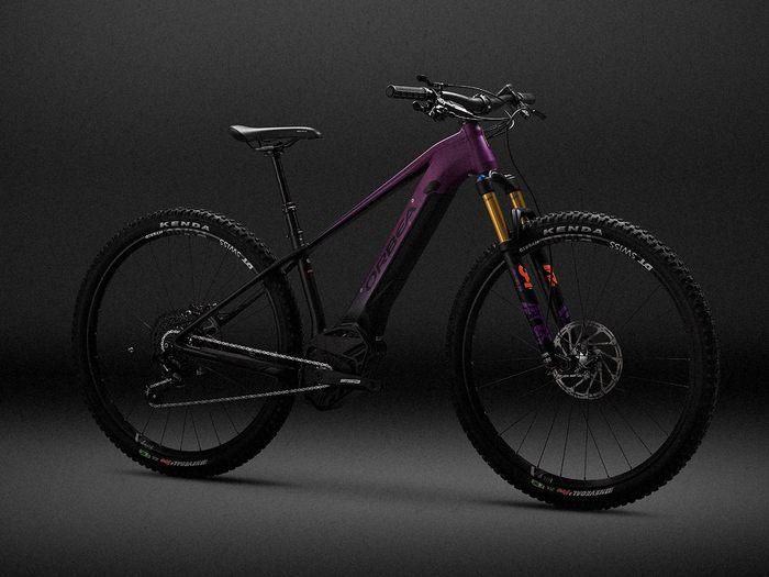 Wild Orbea bicicleta eléctrica