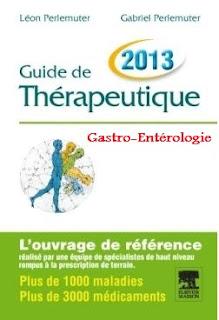 Thérapeutique  - Gastro-Entérologie  Sq