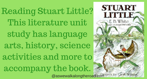 Stuart Little unit study