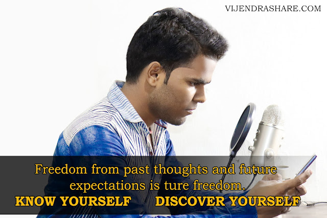 FREEDOM QUOTES BY VIJENDRA KUSHWAHA