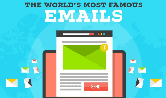The World's Most Famous Emails