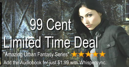 Urban Fantasy Deal: Shadow Sight 99 Cents