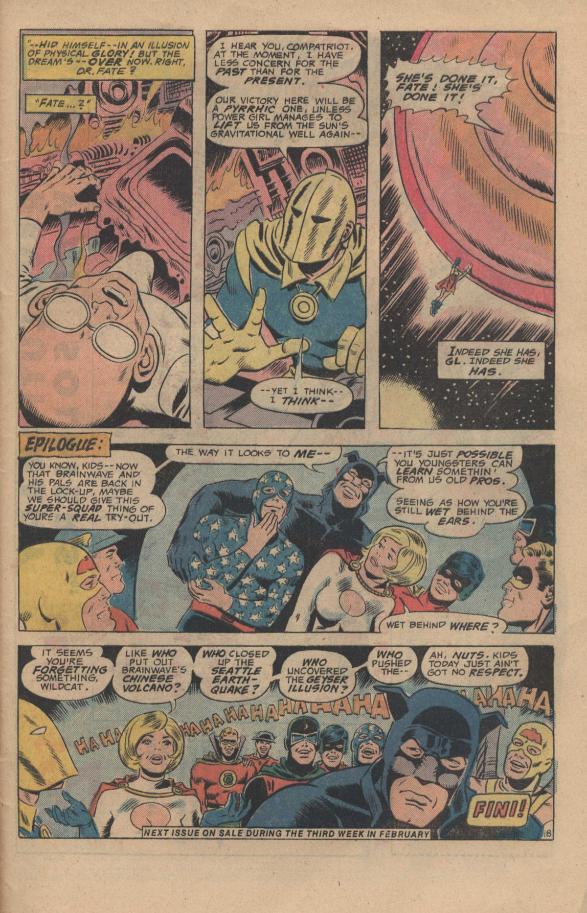 Read online All-Star Comics comic -  Issue #59 - 33