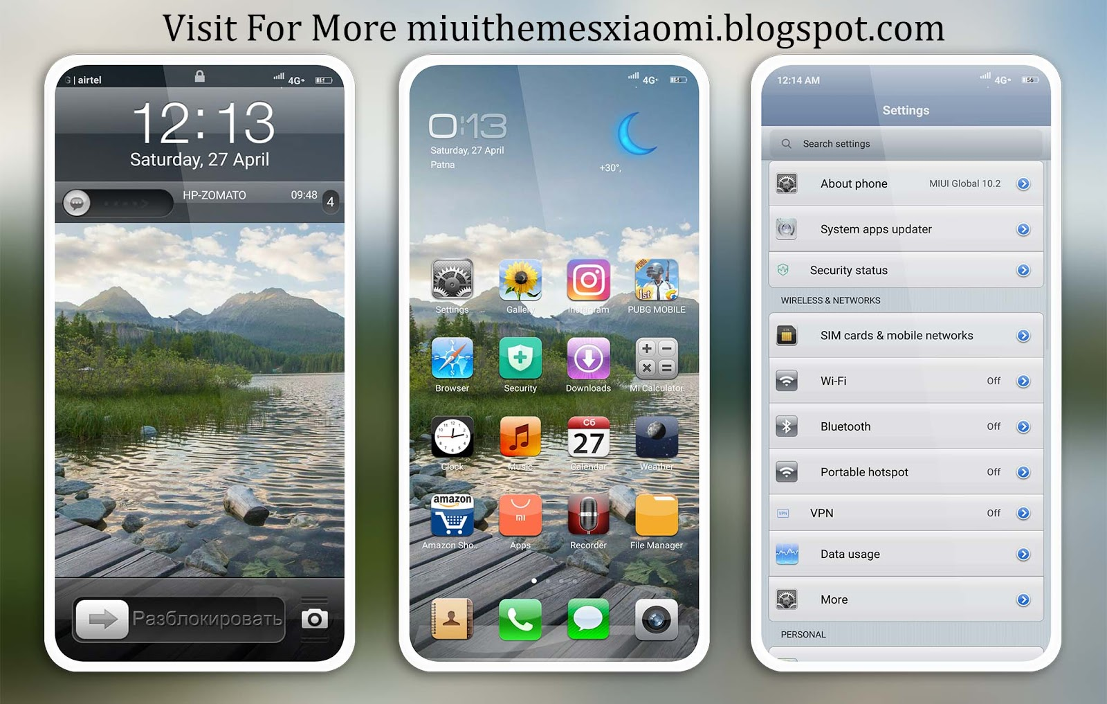 iPhone iOS 6 MIUI Theme Download For Xiaomi Mobile || MIUI Themes