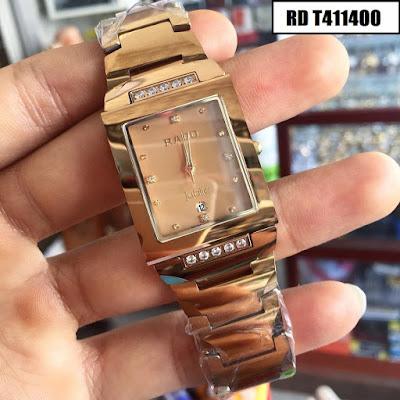 Đồng hồ nam mặt vuông RD T411400