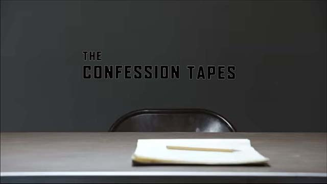 Cross the Netflix Stream: The Confession Tapes