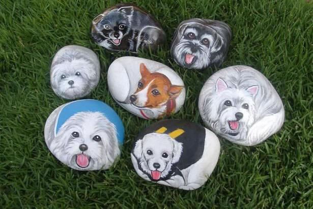 El blog de la elena un blog dulce divertido y - Dibujos de piedras ...