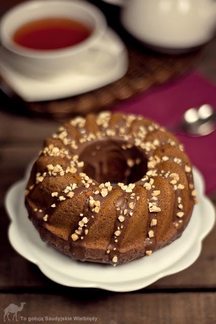 Piernik gryczany ze śliwką - bez glutenu, bez cukru, bez jajek
