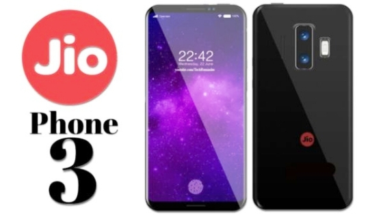 Jio Phone 3 in India 2019 के Offers