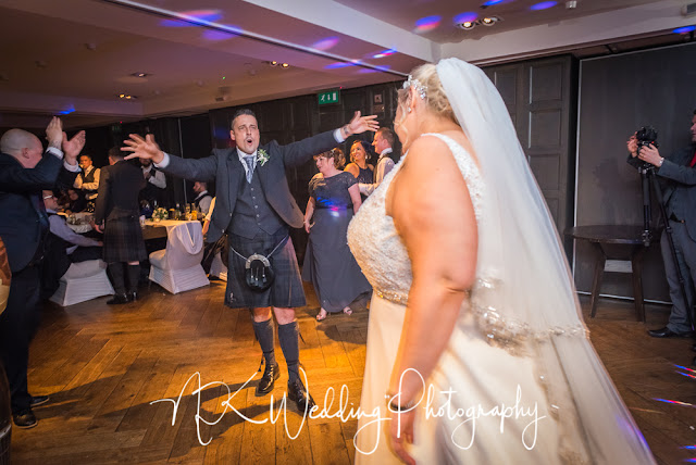 Blythswood Square Hotel Wedding Photography