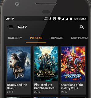 TeaTV Apk App
