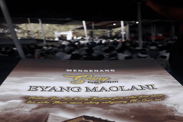 Masa Kecil Eyang Hasan Maolani Lengkong Kuningan
