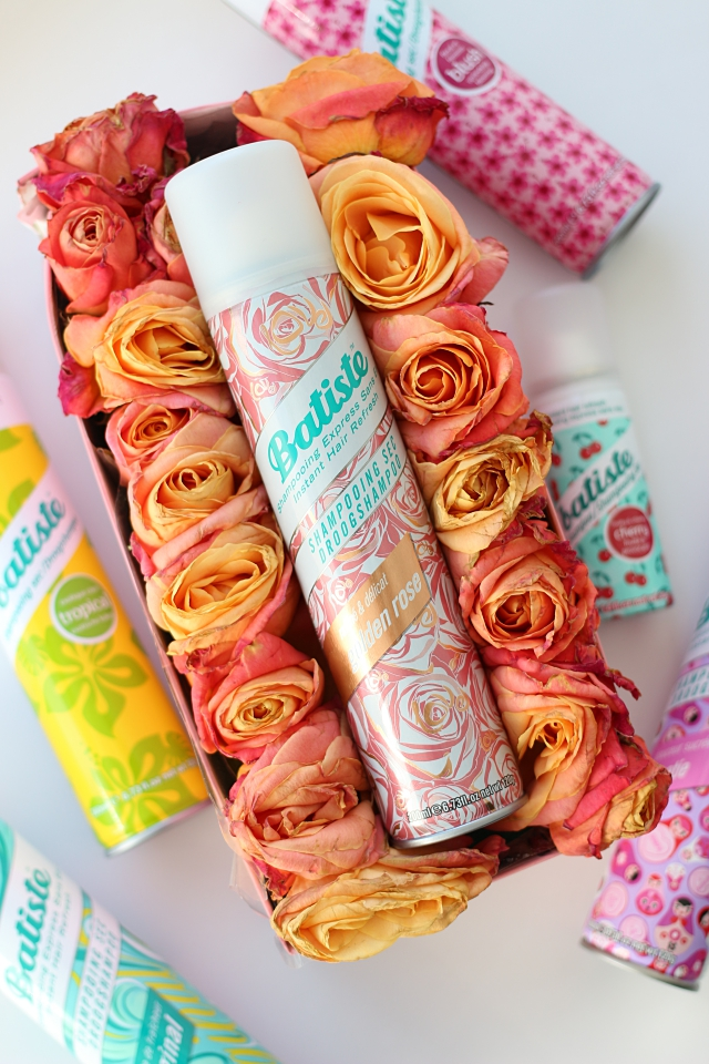 Batiste Golden Rose