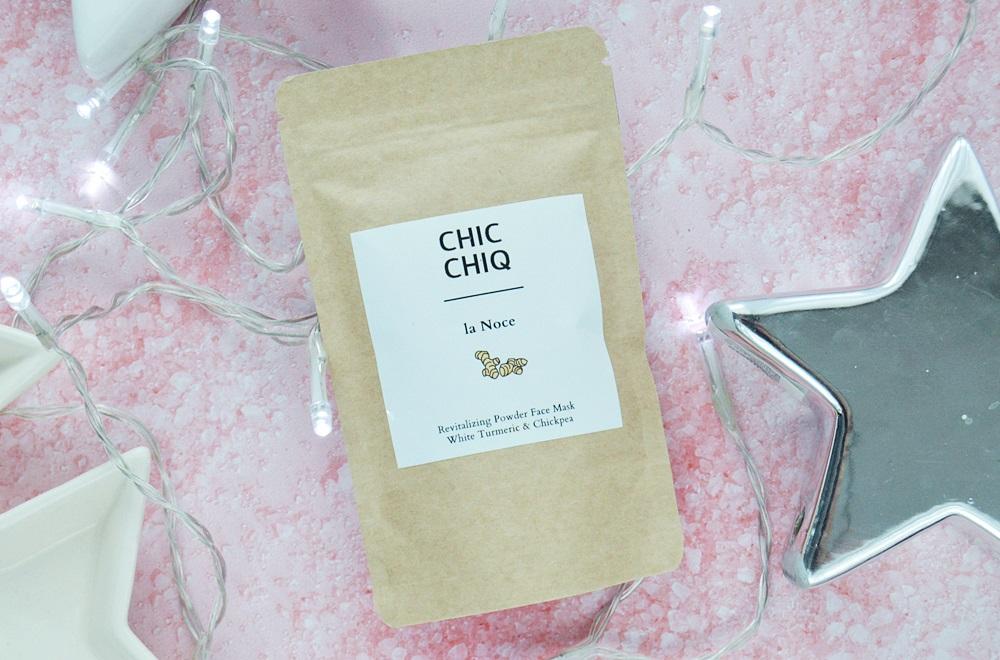 Maseczka Chic Chiq - La Noce | Znalezione w Shinyboxie