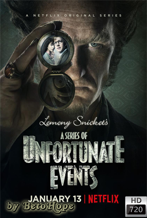 Una Serie De Eventos Desafortunados Temporada 1 [720p] [Latino-Ingles] [MEGA]