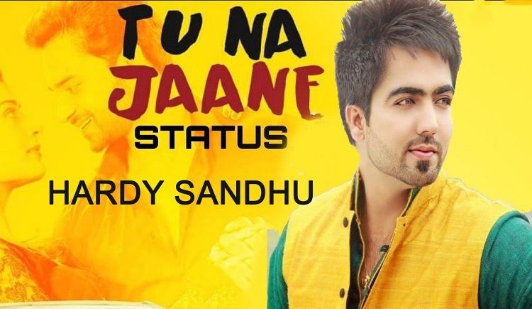 Tu Na Jaane lyrics Harrdy Sandhu | Ishqaa | Money Aujla | Nav Bajwa | Payal Rajput | Aman Singh Deep