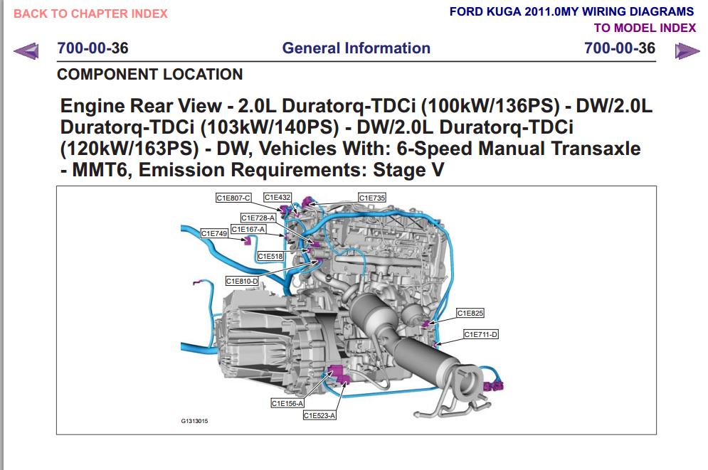 Super Ford Kuga 2011 Wiring Diagrams Elektricheskie Skhemy Rambase Ru Wiring 101 Ferenstreekradiomeanderfmnl