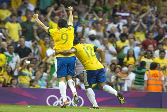 Leandro Damião - Futebol Masculino