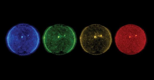 Credit: ESA/NASA, SOHO