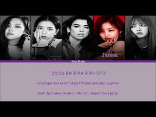 Lirik Lagu Dua Lipa & BLACKPINK - Kiss and Make Up Dan Terjemahan