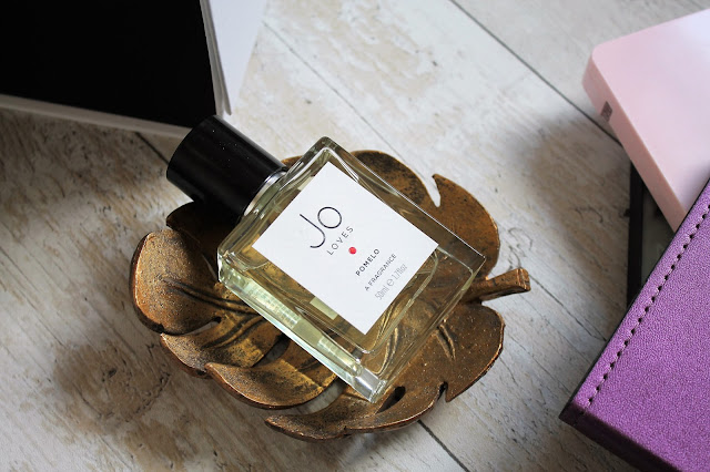 Jo Loves Pomelo Fragrance review