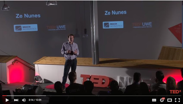 TED Talks UWE, The Innovative Attitude - The Challenges of Being too Clever