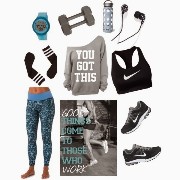 cute workout clothes for the gym
