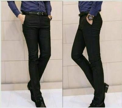 nama model celana panjang