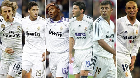 Đội bóng Real Madrid