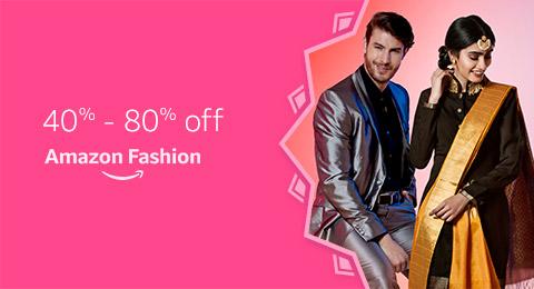 Amazon Deals on Fashion Wears