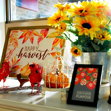 Happy Harvest Plus A Craft Project