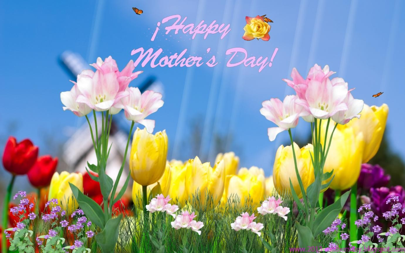 Mothers Day Screensavers Desktop: Wallpaper Free Download: Mothers Day Screen Server And HD