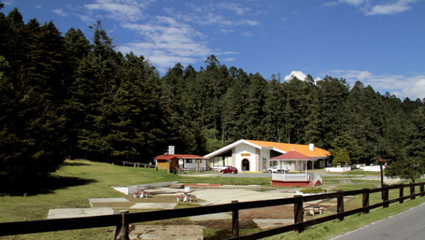 Parque Nacional el Chido, Hidalgo - Pachuca