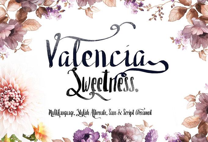 Valencia Sweetness