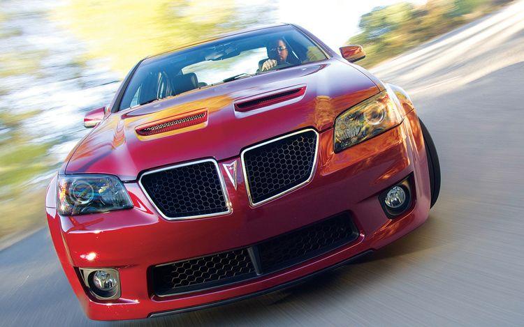 rs: - Cars Luxury Pontiac G8 GXP Wallpape