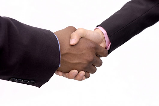 Shaking Hands in the USA 101