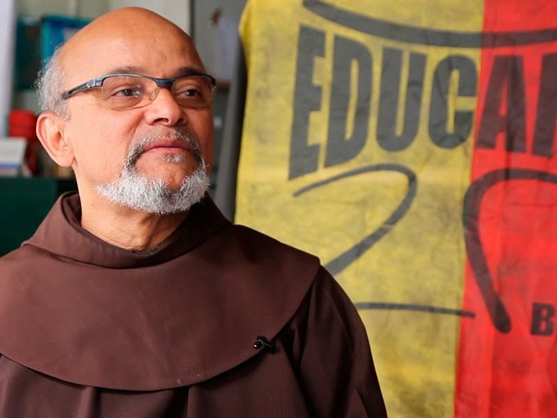 MARCO NEGRO: Frei David, liderança do Movimento Negro Brasileiro
