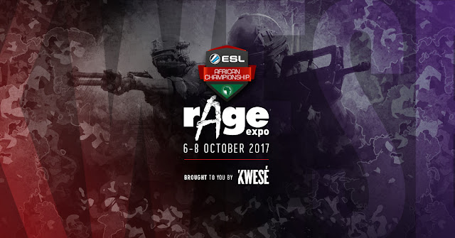 What's Happening @rAgeExpo 06 to 08 October 2017 #15yearsofawesome #rAgeExpo2017