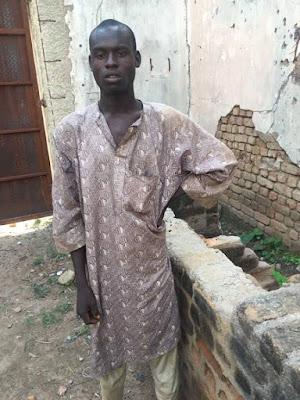 Wanted Boko Haram Terrorist, Maje Lawan Captured By Soldiers