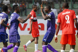 Gold Cup Pre-season: Pillars too hot for MFM