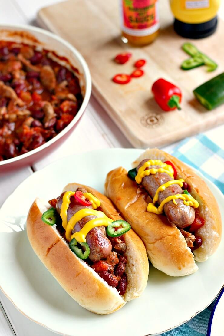 Chilli Dogs