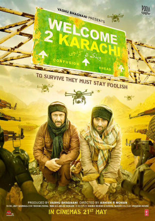Welcome 2 Karachi 2015 Full HD Bollywood Movie Download