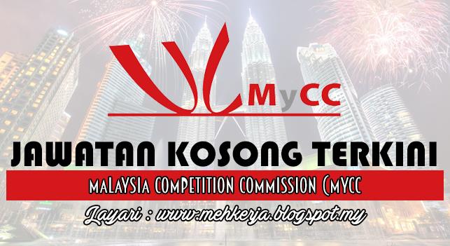 Jawatan Kosong Terkini 2016 di Malaysia Competition Commission (MyCC)