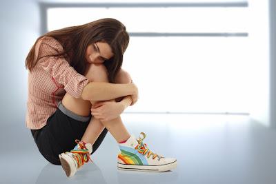Adolescentes y depresión