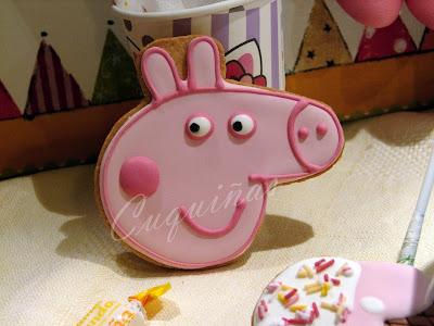 galleta Peppa Pig