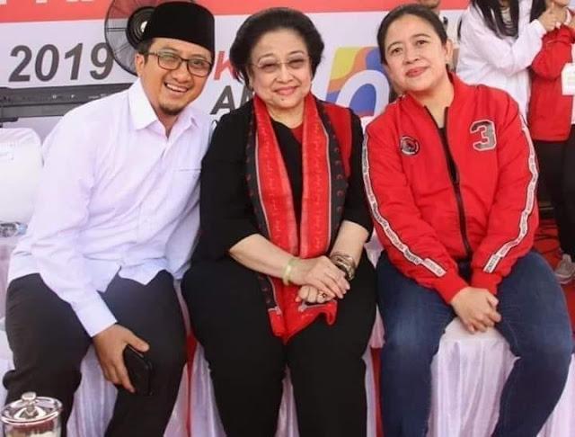 Dukung 01, Yusuf Mansur Sebut Islam Indonesia Wangi di Era Jokowi, Ustadz Lupa Tragedi 411?